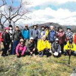 3月31日 桜蕾の芽吹く湧出山(ゆるぎ山)とコロリ観音(赤後寺)
